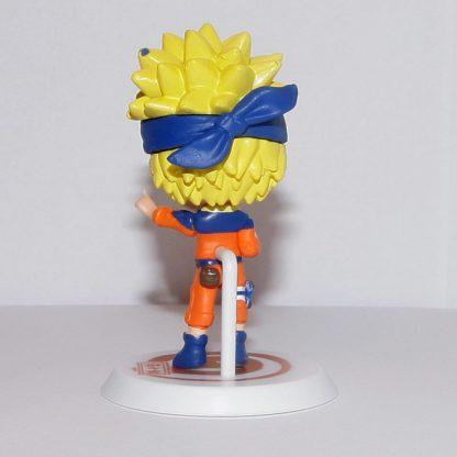 Uzumaki Naruto anime figura hátulról