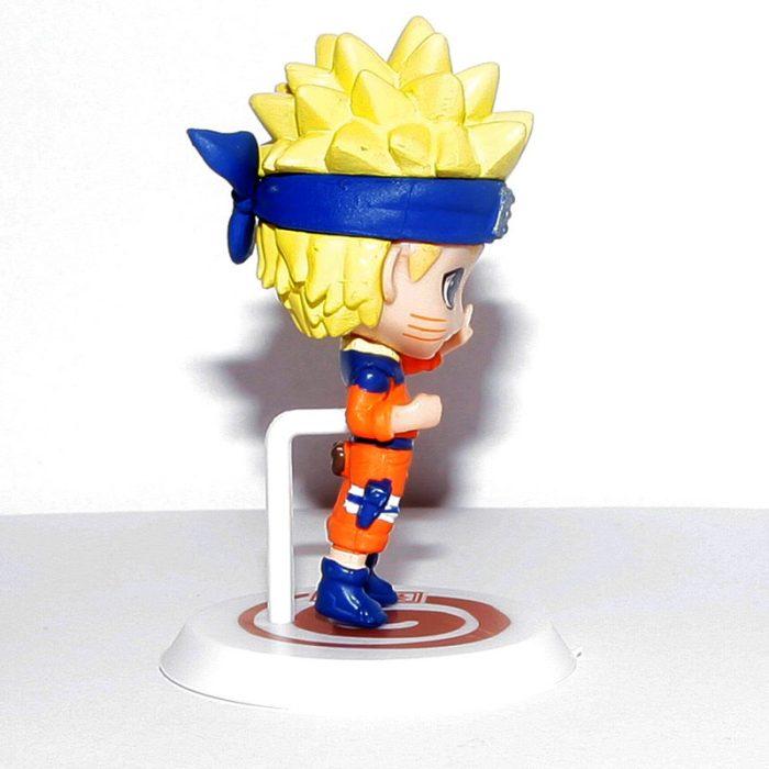 Uzumaki Naruto anime figura jobb oldalról