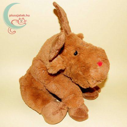 Vörös orrú Rudolf plüss rénszarvas oldalról