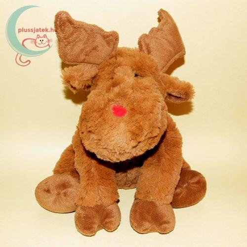Vörös orrú Rudolf plüss rénszarvas