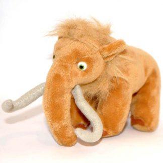Jégkorszak Manfréd (Mani) a mamut plüss balról