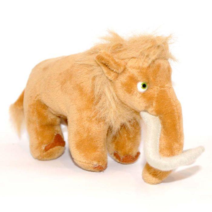 Jégkorszak Manfréd (Mani) a mamut plüss jobbról