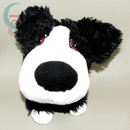 Nagyfejű plüss kutya (Big Headz) szemből