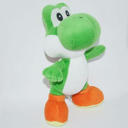 Nintendo Yoshi Super Mario Bros plüss szemből jobbról