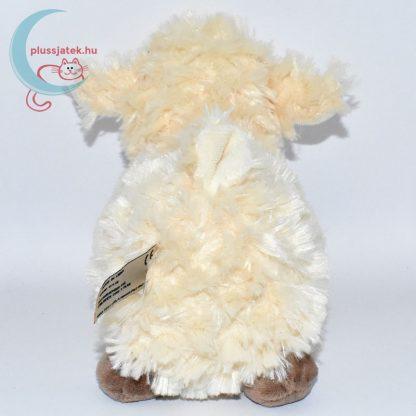 Bori, a plüss tavaszi bárány hátulról