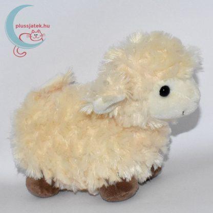 Bori, a plüss tavaszi bárány oldalról