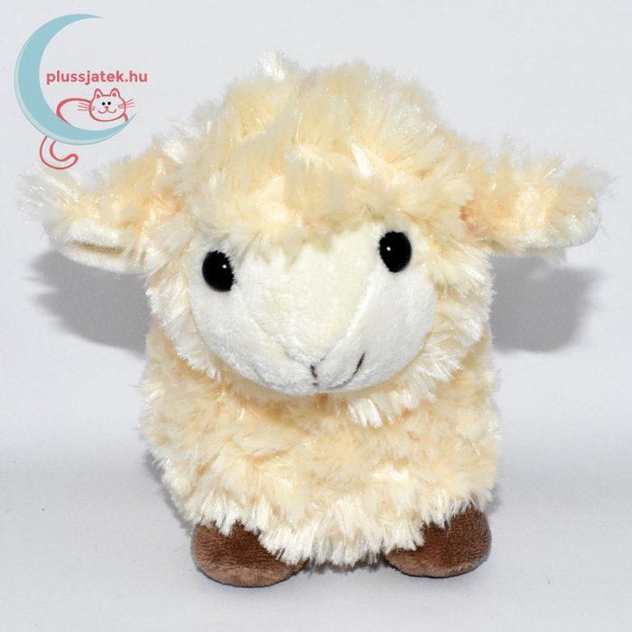 Bori, a plüss tavaszi bárány szemből