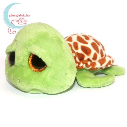 TY nagyszemű plüss teknős balról