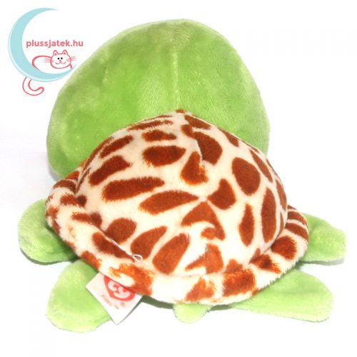 TY nagyszemű plüss teknős hátulról