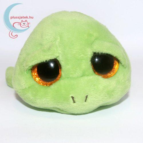TY nagyszemű plüss teknős szemből - így szomorú